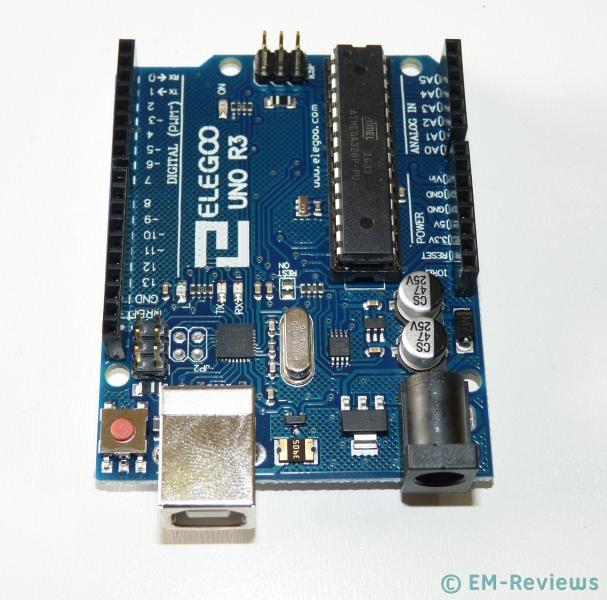 Elegoo Kit Arduino Uno R3 El M 225 S Completo Para Iniciarse