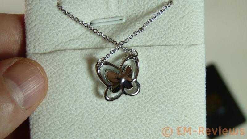296d096c8dfd LADY COLOUR Collar Mariposa con Cristales de Swarovski Coleccion ...