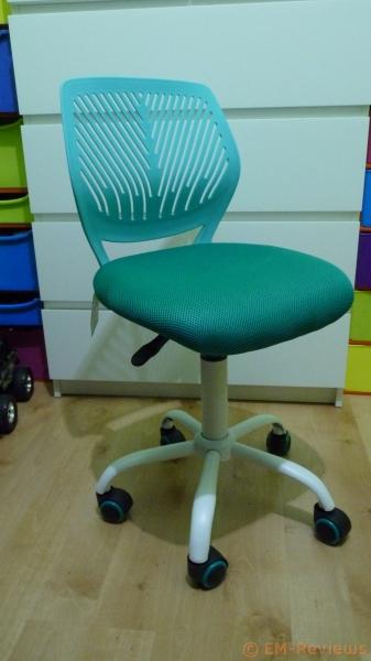 Aingoo silla infantil giratoria para escritorio em for Silla giratoria escritorio