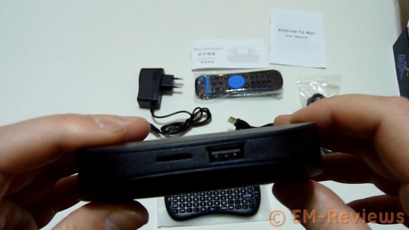 KINGBOX TV BOX K1 PLUS Android 6 0 2GB RAM + 8GB ROM 4K  - EM-Reviews