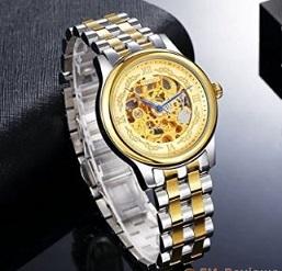 Reloj de pulsera automático