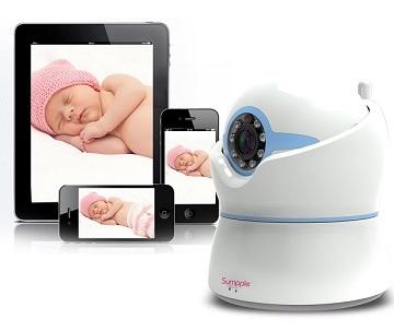 Cámara vigila Bebes